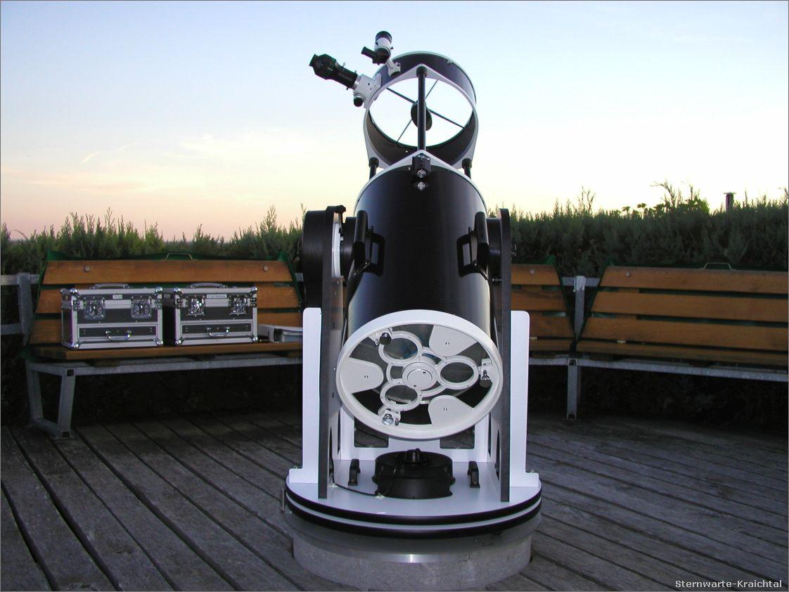 Maksutov cassegrain teleskop reflektor spiegelteleskop mit goto