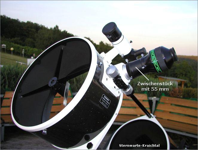 14 zoll spiegelteleskop von skywatcher