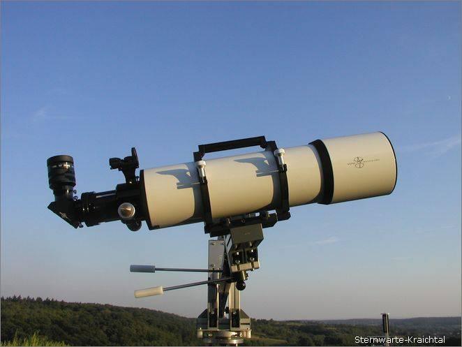 Wie funktioniert ein teleskop